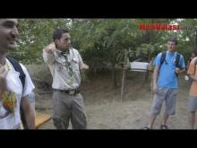 Embedded thumbnail for Így telt a cserkészek Nemzeti Nagytábora